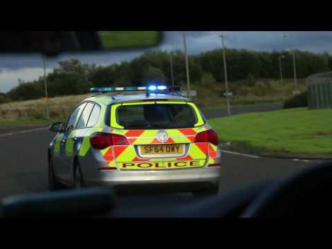 Police Scotland - Astra Responding