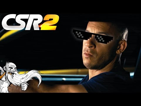 """I LIVE MY LIFE 1/4 MILE AT A TIME!!!""  CSR Racing 2 IOS / Android gameplay walkthrough"