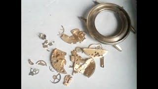 сколько золота в одном корпусе часов. AU 5