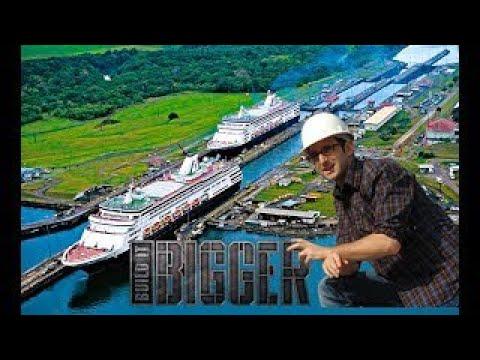 Megastructures Panama Canal - Extreme Engineering (2018 Documentary)