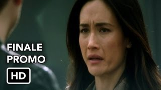 "Nikita 3x22 Promo ""Til Death Do Us Part"" (HD) Season Finale"