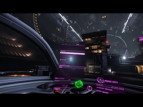 Elite  Dangerous VR: Dolphin first class cruiser, sightseeing trip to a Black Hole!