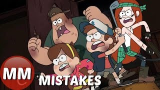 Gravity Falls Weirdmageddon 3 Take Back The Falls Mistakes You Didn