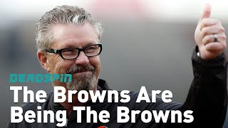 The Browns Are Being The Browns Again
