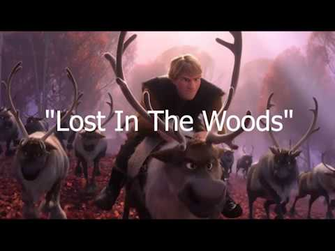 Jonathan Groff - Lost In The Woods (From Frozen 2/Lyric Video)