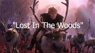 "Jonathan Groff - Lost in the Woods (From ""Frozen 2""/Lyric Video)"