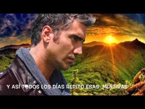 Alejandro Fernández (Hoy Decidí Olvidarte) voz en vivo desde el Teatro Real de Madrid