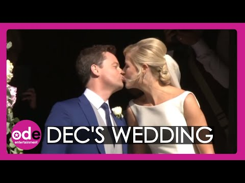 Declan Donnelly marries Ali Astall