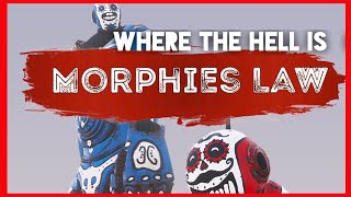 Where is Morphies Law on Nintendo Switch? - The Unpopular Opinion Show