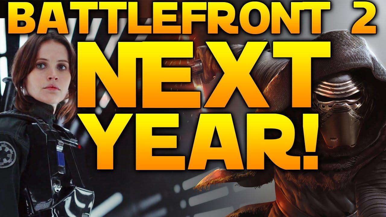 Star Wars Battlefront I, II, III: В Star Wars: Battlefront 2 появится одиночная кампания