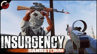 INSURGENTS IN HEAVY URBAN COMBAT! Co-Op Multiplayer Operation | Insurgency: Sandstorm Gameplay