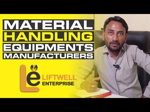 Material Handling: Best Lifting Belts And Chain Pulley Block | Manufacturers And Suppliers