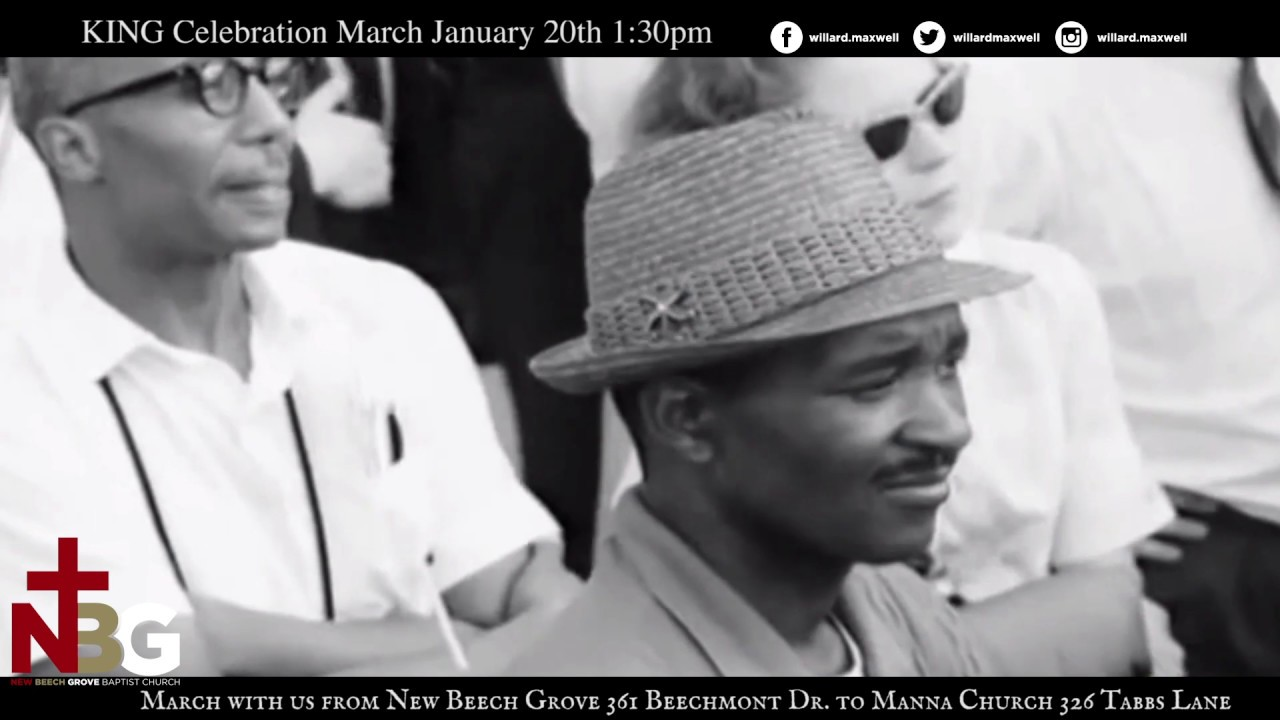 Martin Luther King Jr March 2019 Promo Youtube