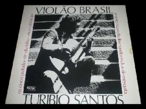 Turíbio Santos - 5 Prelúdios de Heitor Villa Lobos