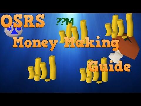 OSRS - Easy Money Making Guide 2017