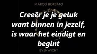 Marco Borsato - Mooi & Songtekst