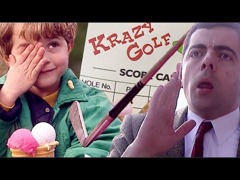 Golf Bean | Mr Bean Full Episodes | Mr Bean Official