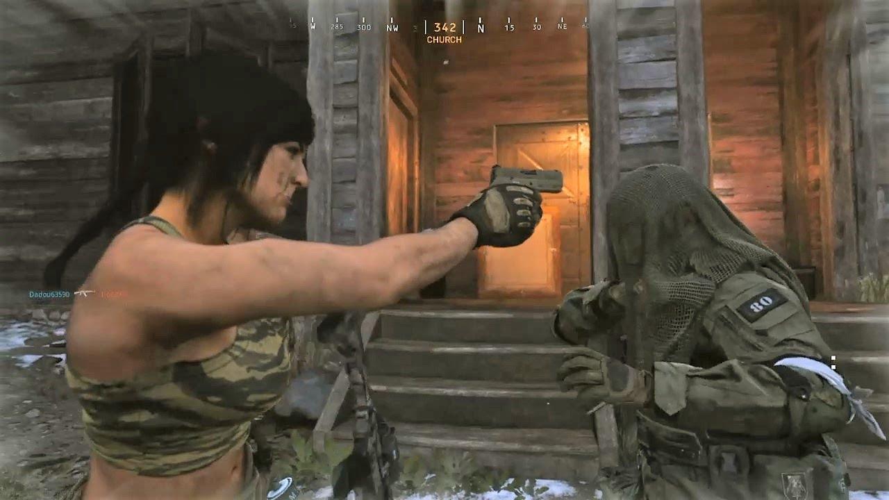 Execution - Warzone Modern Warfare Call of Duty - YouTube