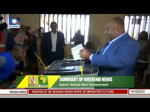 Network Africa: Gabon Names New Government