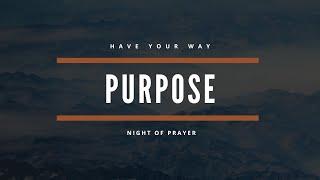 Prayer | Purpose | January 27, 2021