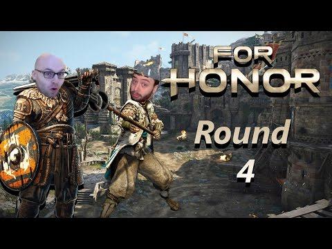 For Honor - Tournament of Shame - Round 4 [vs. Mathas]