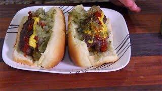 Hot Dog Bacon Cheeseburgers