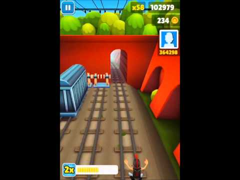 how to beat your friends on subway surfer