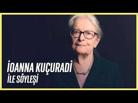 Dünya Felsefe Günü'nde Prof. Dr. İoanna Kuçuradi ile söyleşi