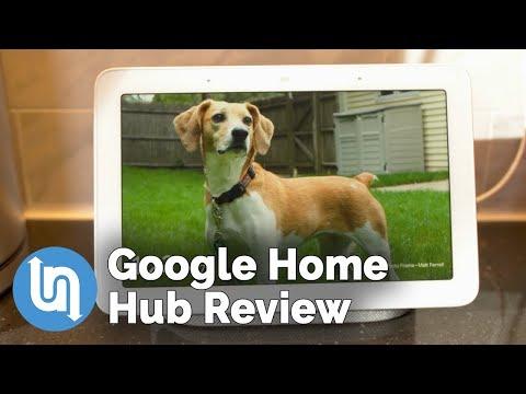 Google Home Hub Smart Screen