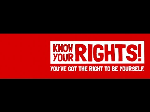 Knowing Your Rights In God's Kingdom, All God's Followers Have Rights