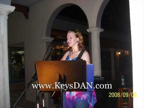 KeysDAN 2008-09-06 Open Mic Night Music Depot Prime Outlets