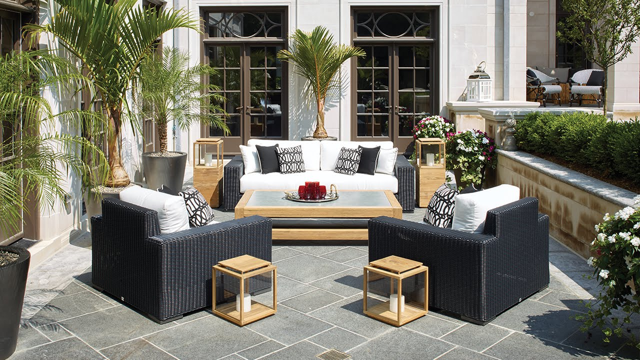 How To Design The Perfect Outdoor E