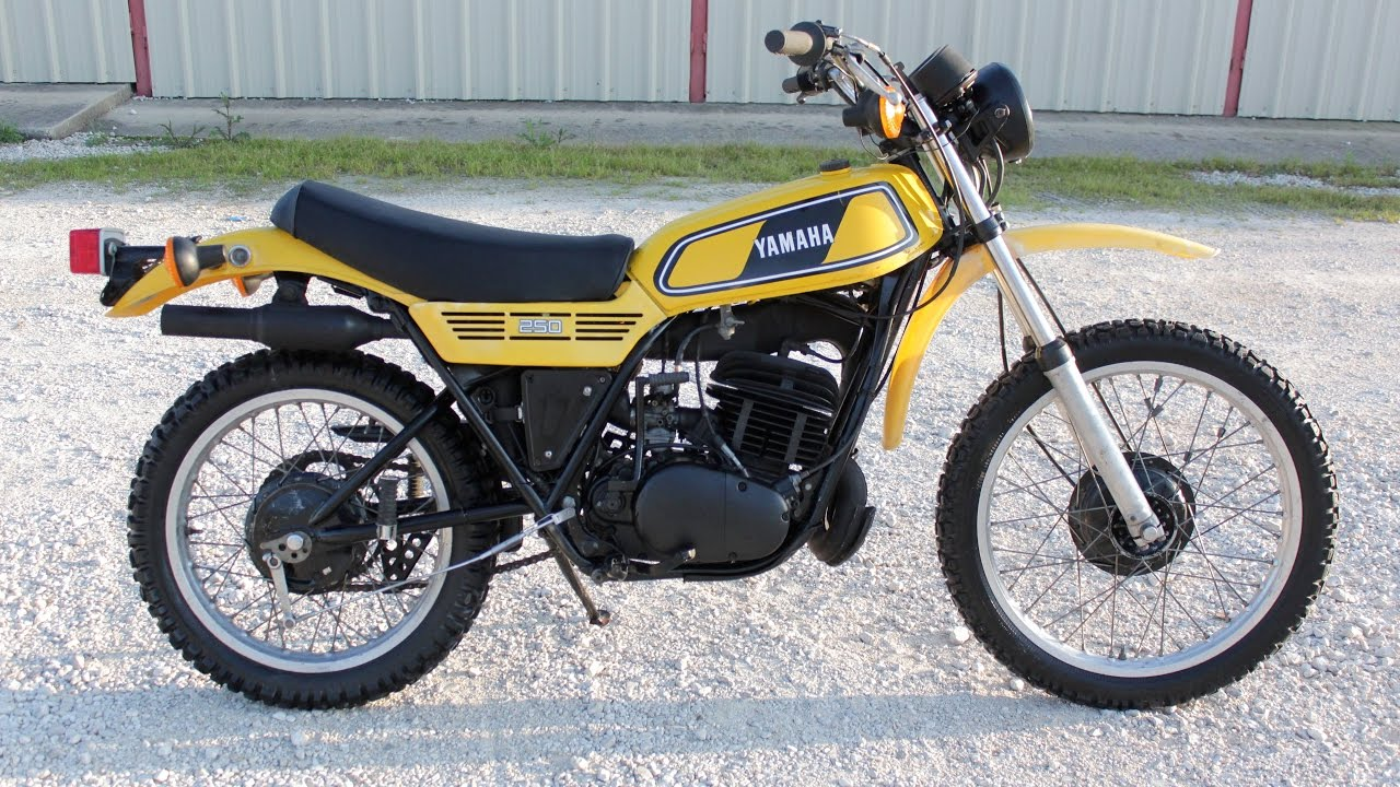 Yamaha Dt Enduro For Sale