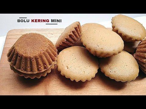 Resep Bolu Mini Snack Maker - Resep Bolu Mini Panggang ...