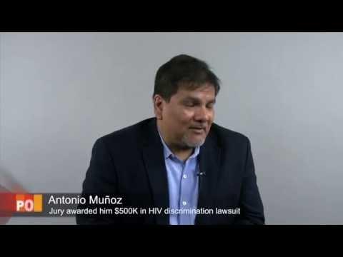 The POZ Interview: Antonio Muñoz