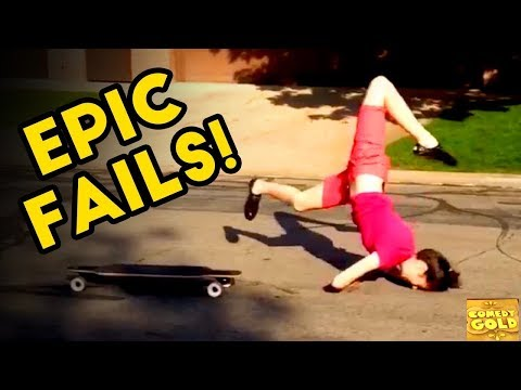 Funny Fails #27 || May 2019 || Comedy Gold