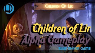 Children of Lir | Alpha Gameplay | Android RPG Game