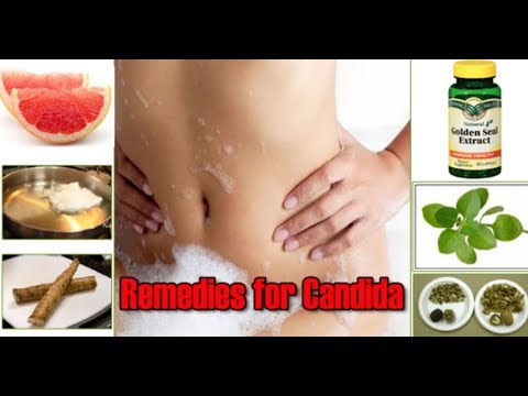 Candida Yeast Infection Home Remedies: Herbs To Cure Candida Naturally & Permanently At Home