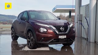 Nissan Juke Tekna -  Autotest