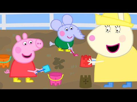 Peppa Pig Full Episodes | Season 8 | Compilation 10 | Kids Video
