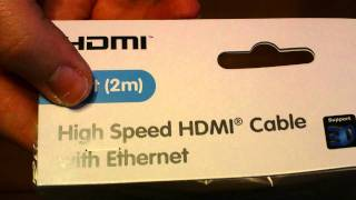 High Speed HDMI Cable with Ethernet by IOGEAR