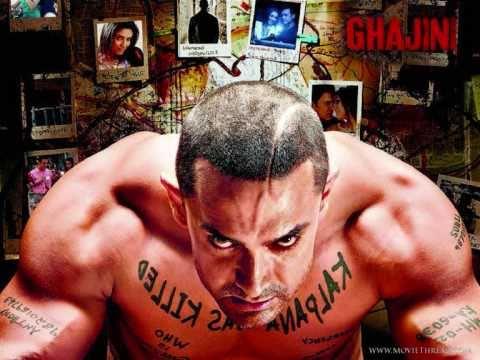 Ghajini - Guzarish Remix