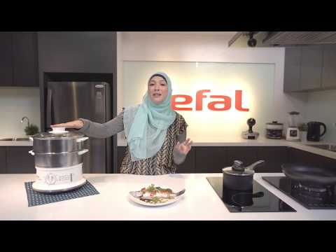 Tefal VC1451 Convenient Stainless Steel  Review by Sharifah Sofia
