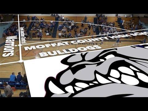 2018 Moffat County High School Boy's Basketball - HD