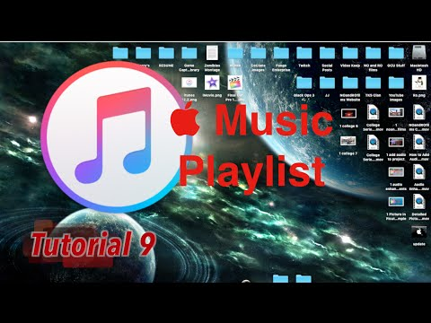 Create a Playlist with ANY Song from Apple Music in iTunes 12.2   Tutorial 9