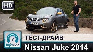 Nissan Juke 2014 - мини-обзор от InfoCar.ua
