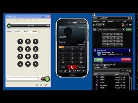 Learn how to setup telephony system using Asterisk based system