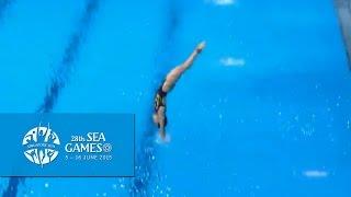 Aquatics Diving Women