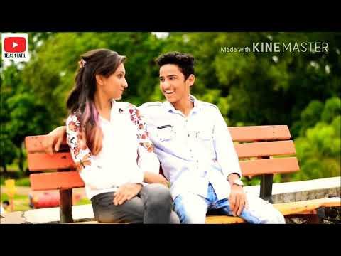 Humsafar | Cute Love Story | WhatsApp Status Video | Tejas 1 Patil |