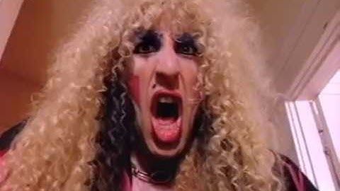 Twisted Sister - We're Not Gonna Take it (Extended Version) (Official Music Video)